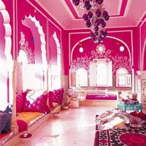 Nuansa Islam pada dinding Interior Rumah